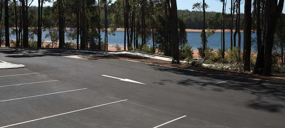 asphalt bitumen project in collie malatesta