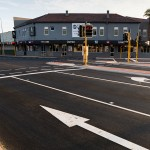 highway hotel spencer st forrest ave intersection asphalt malatesta bunbury